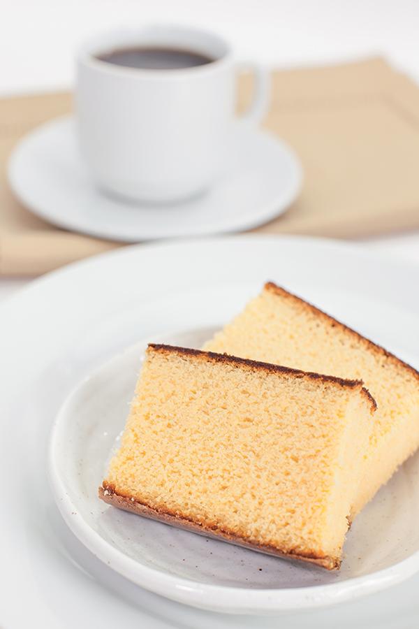 Sponge Cake / Pan di Spagna