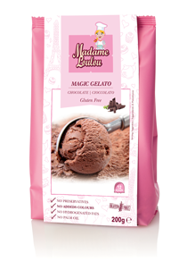 Magic Gelato Chocolate