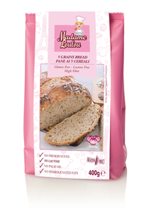 Mix 4 Grains Bread