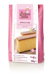 Sponge Cake Vanilla